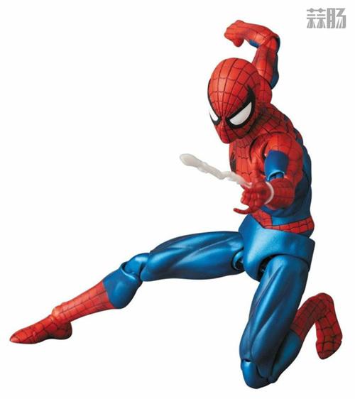 怀旧 经典! MAFEX 90年代漫画版蜘蛛侠官图更新! 模玩 第1张