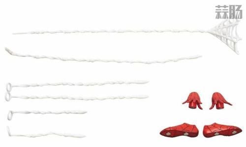 怀旧 经典! MAFEX 90年代漫画版蜘蛛侠官图更新! 模玩 第4张