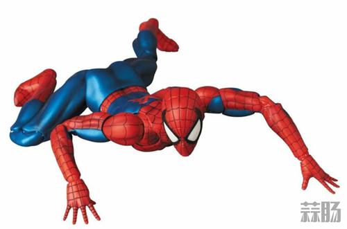 怀旧 经典! MAFEX 90年代漫画版蜘蛛侠官图更新! 模玩 第2张