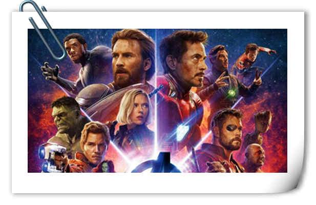 《复仇者联盟3》北美周四提前场票房为影史最佳超英片成绩!