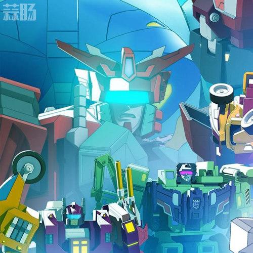 变形金刚《天元神力》动画海报公开 5月1日开播 变形金刚 第1张