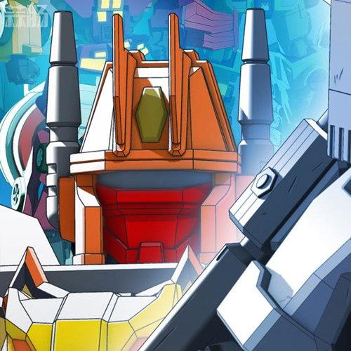 变形金刚《天元神力》动画海报公开 5月1日开播 变形金刚 第4张