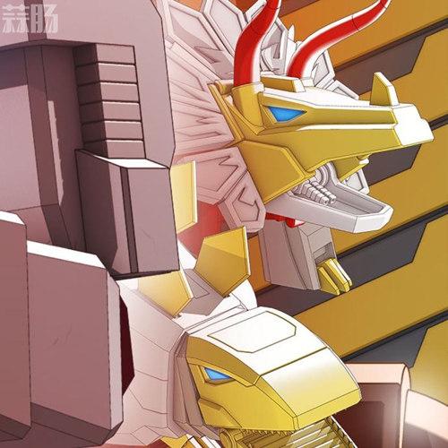 变形金刚《天元神力》动画海报公开 5月1日开播 变形金刚 第6张