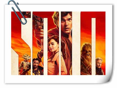 《游侠索罗:星球大战外传》国内正式定档,将同步北美上映