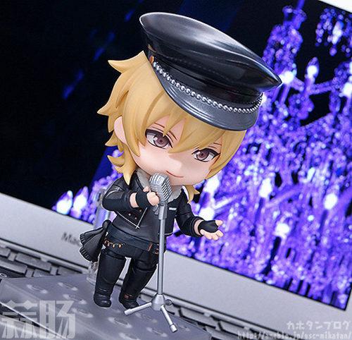 GSC《偶像梦幻祭》羽风薫 粘土人预售即将开启! 模玩 第2张