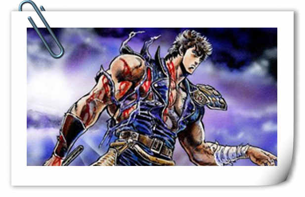 Storm Collectibles 获北斗神拳游戏人物版权!
