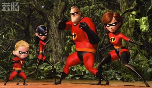 皮克斯《超人总动员2》确认6月22日国内上映 看超能奶爸如何完成带娃任务? 动漫 第1张
