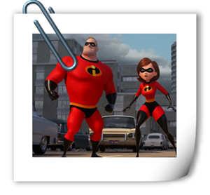 皮克斯《超人总动员2》确认6月22日国内上映 看超能奶爸如何完成带娃任务?