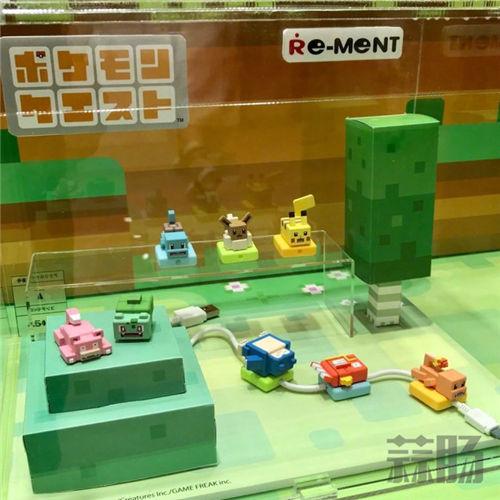 2018东京玩具展的精灵宝可梦来啦!萌到你了么? 模玩 第5张