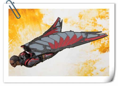 S.H.F 公开《复仇者联盟3》猎鹰 官图
