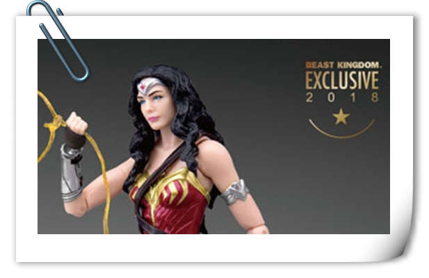 2018SDCC圣地亚哥限定1/9漫画色蝙蝠侠&超人&神奇女侠 
