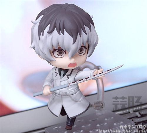 GSC《东京吃货:re》佐佐木绯世 粘土人来袭!网友:想念小金木 模玩 第5张