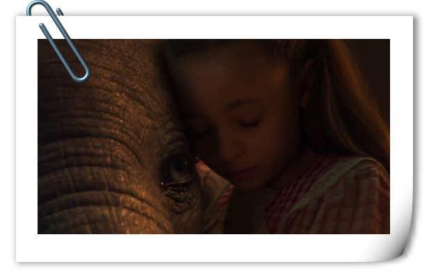 重温梦幻华丽 蒂姆·波顿执导真人版《小飞象》官方先导预告来袭!