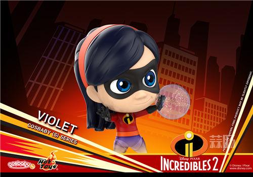 Hot Toys《超人总动员2》COSBABY (S)迷你珍藏人偶 模玩 第5张