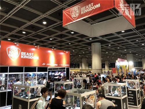 第4届香港玩具节BEAST KINGDOM展品图来袭! 模玩 第1张