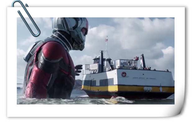 有新镜头!《蚁人2:黄蜂女现身》终极正式预告片公开!