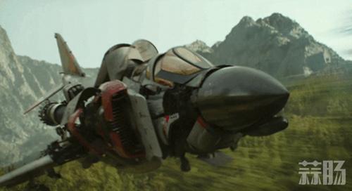 派拉蒙母公司透露《大黄蜂》预告片中F4战机身份 变形金刚动态 第1张