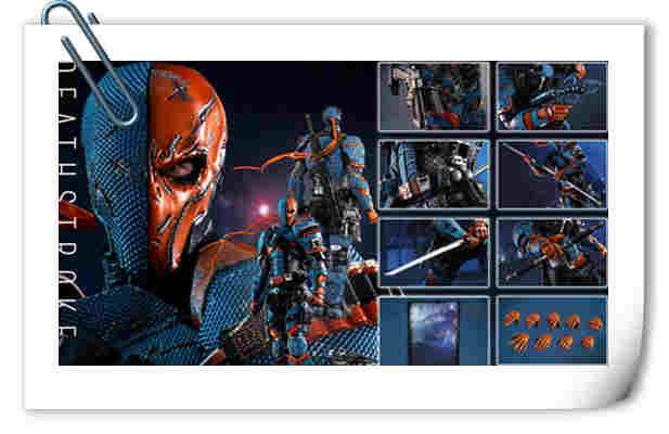 Hot Toys推出视频游戏《蝙蝠侠:阿卡姆起源》丧钟1:6比例珍藏人偶