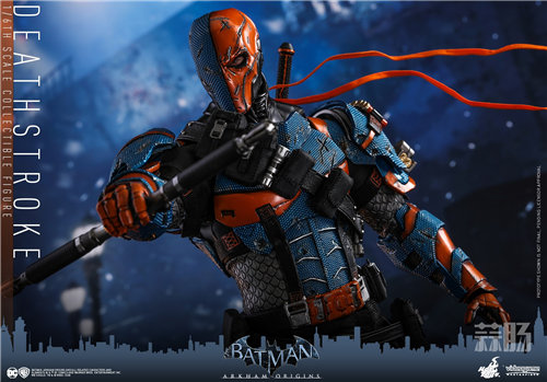 Hot Toys推出视频游戏《蝙蝠侠:阿卡姆起源》丧钟1:6比例珍藏人偶 模玩 第5张