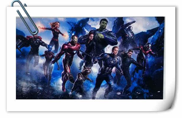 《复仇者联盟4》副标题公开?一个时代的结束...