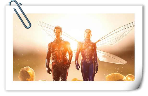 小学生版的蚁人?《蚁人2:黄蜂女现身》全新预告特辑公开!