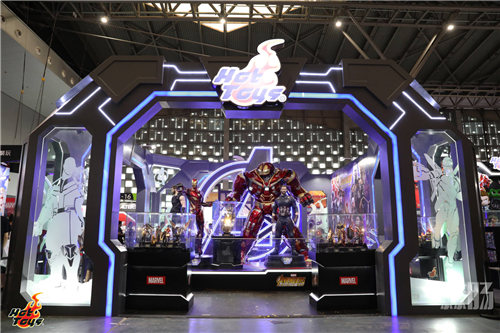 第14届中国国际动漫游戏博览会·7月5至9日 模玩 第6张