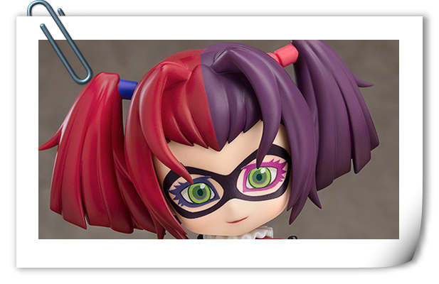 GSC 忍者蝙蝠侠 小丑女 战国版来袭!