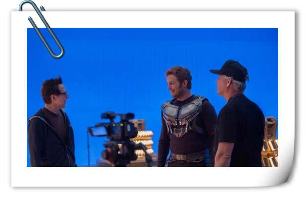 《银河护卫队》卡司集体发声明请求迪士尼雇回导演James Gunn!