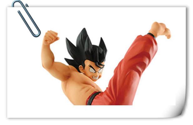 眼睛厂2018年8月将发售《龙珠》悟空决战比克手办!