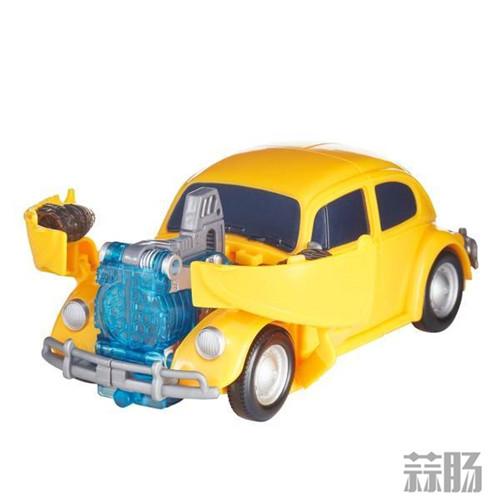 孩之宝《大黄蜂》电影玩具官图—— 大黄蜂&路障! 变形金刚 第6张