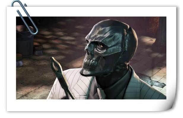 反派黑面具来了!DC新片《猛禽小队》反派确认!