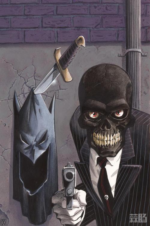 反派黑面具来了!DC新片《猛禽小队》反派确认! 动漫 第2张