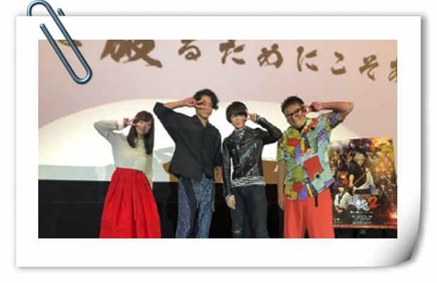 《银魂2》日本周末票房榜登顶!网友:内地求定档