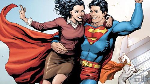 路易斯·莱恩将首次亮相CW超英剧交叉集! 动漫 第2张