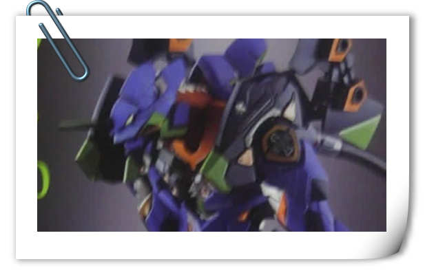 万代Metal Build系列《EVA》01初号机手办新情报!