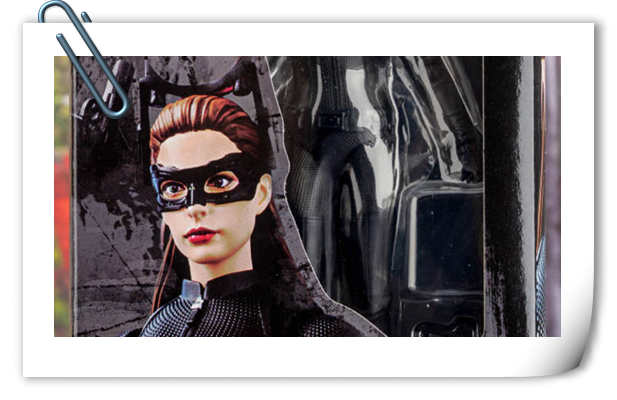 SH Figuarts黑暗骑士崛起 猫女模型开盒图