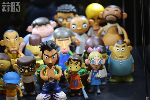 潮流玩具?蒜肠带你到北京潮流玩具展(BTS)见识下潮玩粉丝们的热情和设计大师们的激情 漫展 第5张