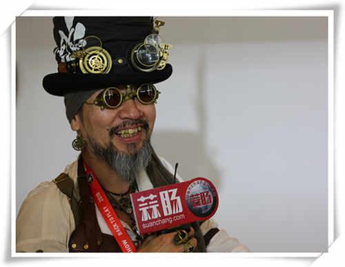 潮流玩具?蒜肠带你到北京潮流玩具展(BTS)见识下潮玩粉丝们的热情和设计大师们的激情