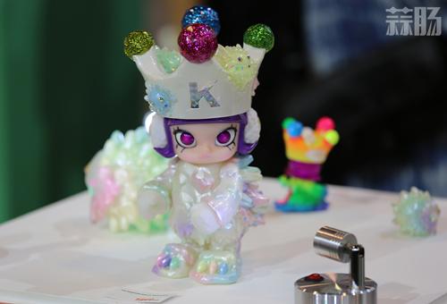 大久保博人:北京潮流玩具展的规模令人惊讶 INSTINCTOY 新品亮相 漫展 第2张