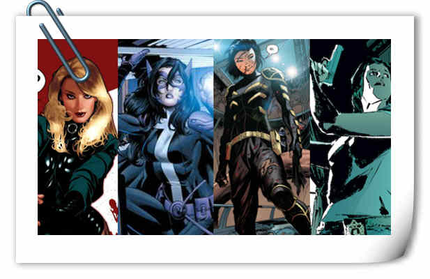 DC新片《猛禽小队》北美定档!选角还在进行中