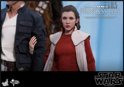 《星球大战5:帝国反击战》莱娅公主(贝斯坪版) 1:6比例珍藏人偶 模玩 第1张