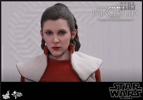 《星球大战5:帝国反击战》莱娅公主(贝斯坪版) 1:6比例珍藏人偶 模玩 第2张