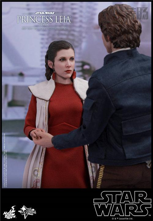 《星球大战5:帝国反击战》莱娅公主(贝斯坪版) 1:6比例珍藏人偶 模玩 第7张
