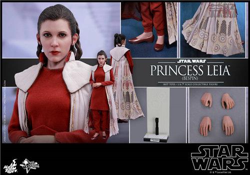 《星球大战5:帝国反击战》莱娅公主(贝斯坪版) 1:6比例珍藏人偶 模玩 第8张