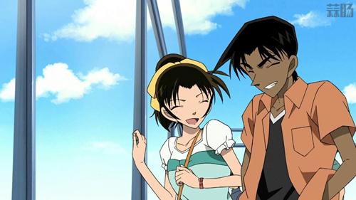 """日本票选""""想要快点粘在一起的动画情侣角色""""前三名! 动漫 第1张"""