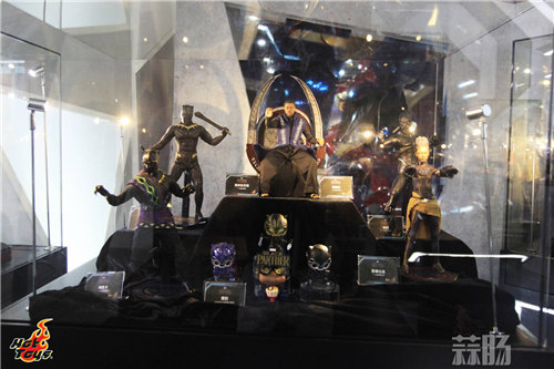 HOT TOYS 大型珍藏人偶展览 模玩 第3张