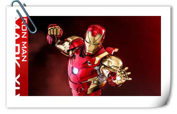 Hot Toys钢铁侠MK46 (概念版) 1:6合金珍藏人偶 SHCC会场首发现货