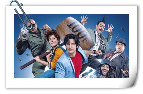 法国版《城市猎人》真人电影海报公开 你期待么?
