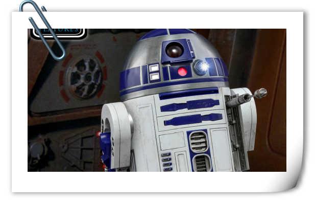 Hot Toys推出《星球大战》豪华版本R2-D2 1:6比例珍藏人偶