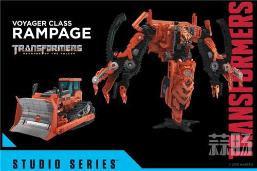 伦敦MCM漫展公布SS系列大力神完全体灰模并附新角色官图 变形金刚 第3张